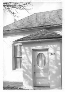 Richard Warwick Home