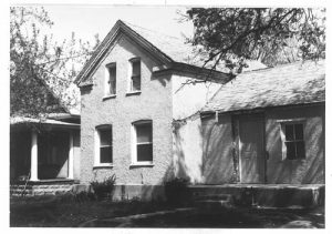 Henry Rampton Home