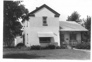 Henry Tingey Home