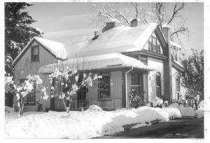 Arthur Riley Home