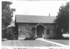 John H. Burningham Home