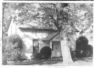 Henry J. Harrison Home