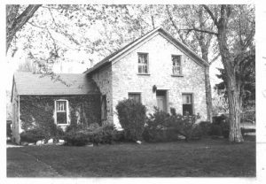 Samuel Woolslayer Home