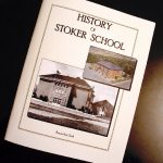 History of Stoker School book (Reprint)