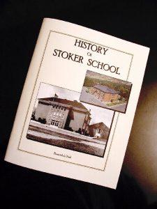 History of Stoker School book (Reprint)